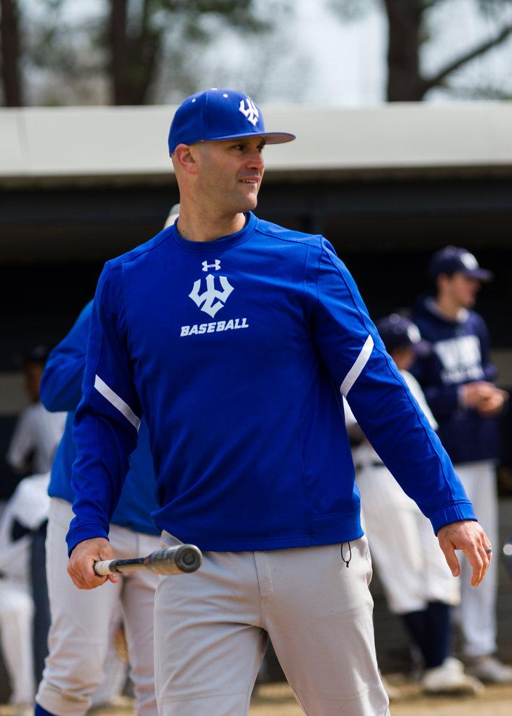 Coach Brandon Cohen