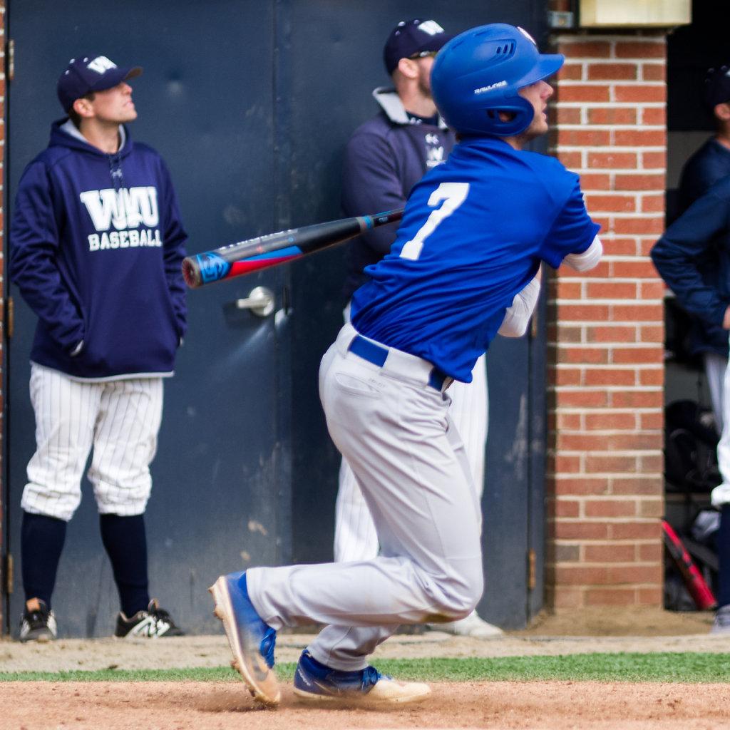 Jason Volpicelli Hits a Home Run