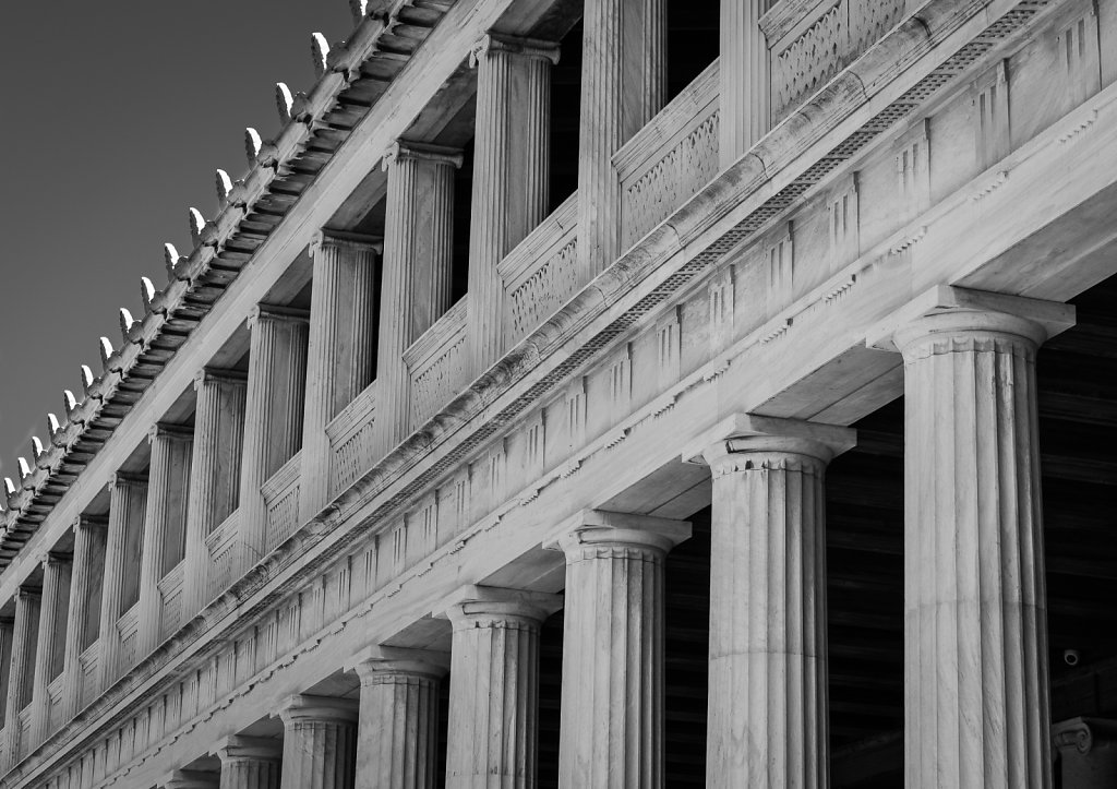 Greek Colonnade